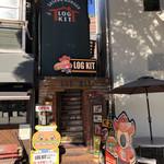 ログキット - お店の入口♪