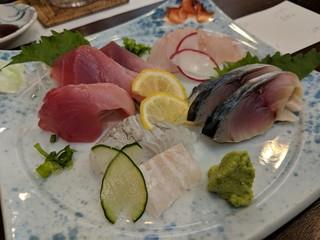 旬魚菜 しら川