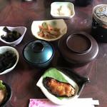 民宿 500マイル - 料理写真:昼食