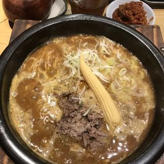らぁ麺 牛ごろ極 - 料理写真: