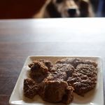 CAFE 日升庵 - 愛犬用の肉(牛100%)