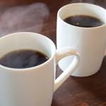 CAFE 日升庵 - コーヒー