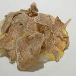 97439743 - ◎帆立貝柱のリゾット 卵黄ソース