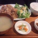 9744077 - 生姜焼き定食