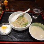 炎屋 - 日替わり丼(チンジャオロース)500円