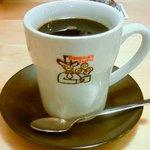 コメダ珈琲店 - ドリンク写真:たっぷりブレンドコーヒー
