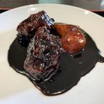 97441011 - 黒酢酢豚定食2