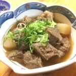 97441163 - 牛すじ煮物