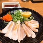 Torisei - 鶏たたき