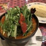 カリーゾーン - スープカレー(チキン)