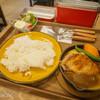 アルペンジロー - 料理写真:鶏カレー(\1,080)