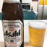 しん - ドリンク写真:朝ビール