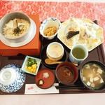 レストラン大博 - タイ釜めし天ぷら定食その2