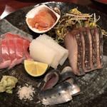 日本酒とお刺身 秋丸 -
