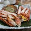 Hanagasumi - 料理写真:越前ガニ(茹で)