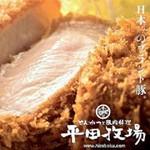 平田牧場 とん七 - 料理写真: