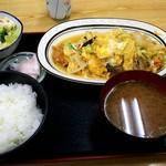 軽米食堂 - 料理写真: