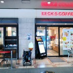 BECK'S COFFEE SHOP - 外観