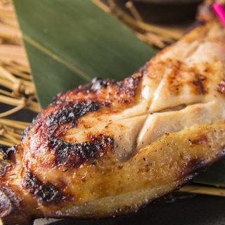 アイディア満載◎農家直送「比内地鶏」の創作メニューに舌鼓