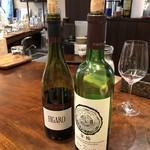Vin Verre - 赤ワイン2種