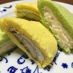 シェフリー松月堂 - 料理写真:ミニオムレット