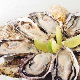 冬の味覚!生牡蠣食べましたか?