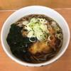 高幡そば - 料理写真:か・きあげそば。420円