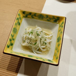 銀座風月堂 - 白魚