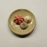 銀座風月堂 - 干菓子
