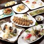 風来坊 - 料理写真:宴会コース