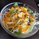 ハムロキッチン - サラダ