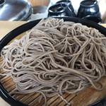 忍野八海名泉そば - 料理写真: