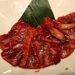 焼肉 徳 - カルビ