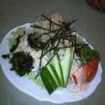 浅草バー - 生野菜