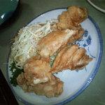 浅草バー - 鶏唐揚