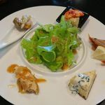TANTO屋 - 前菜の盛り合わせ 2018.11