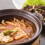 肉と韓国料理 たつりき - チゲ
