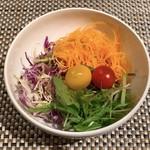 ヒルトン名古屋 - サラダ