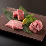 肉と韓国料理 たつりき - 目利きの盛り合わせ