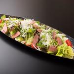 肉と韓国料理 たつりき - サラダ