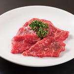 肉と韓国料理 たつりき - 赤身肉も豊富