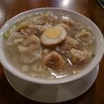 97492953 - 粗びき旨味ワンタン麺