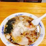 宝亭 - 料理写真:雲呑麺