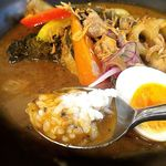 札幌スープカレー グリッター -