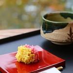 虎屋菓寮 - 料理写真:紅葉重ね