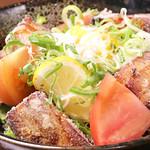 肉酒場 閑太郎 - 角煮の唐揚げ