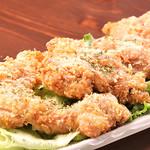 肉酒場 閑太郎 - サクサクチーズチキン