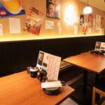 肉酒場 閑太郎 - 内観写真