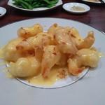 郡華園 - 料理写真:えびマヨ