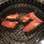 97497902 - まさに肉のニク文字(^◇^)